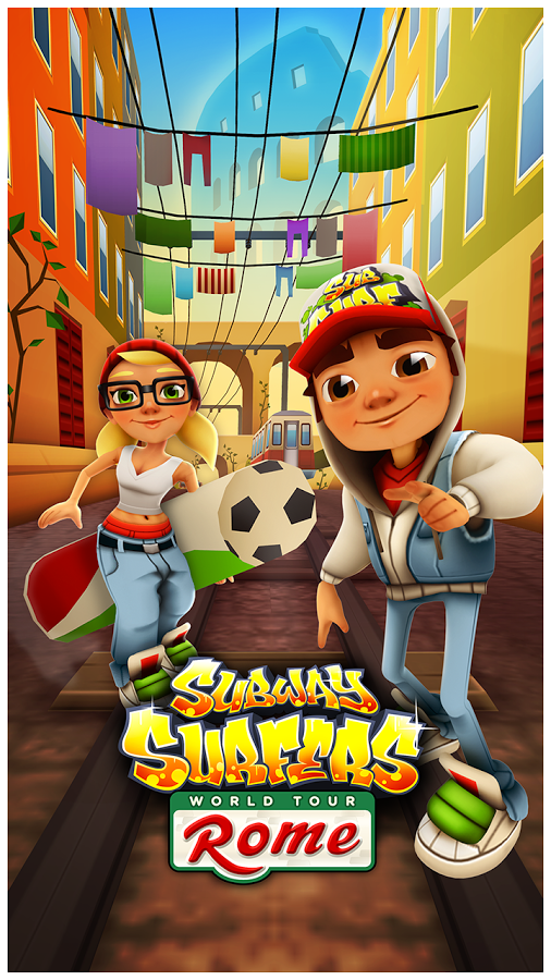 Subway Surfers Apk Android Free Game Download Feirox
