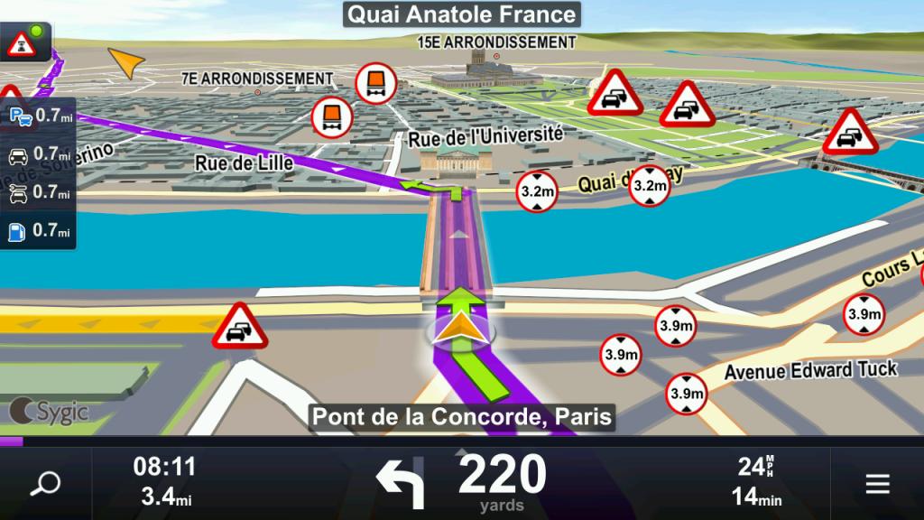 Sygic gps maps for windows ce 6.0