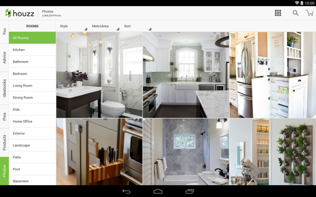Houzz Interior Design Ideas .apk Android Free App Download | Feirox