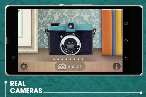 Lomo Camera  apk Android Free App Download | Feirox