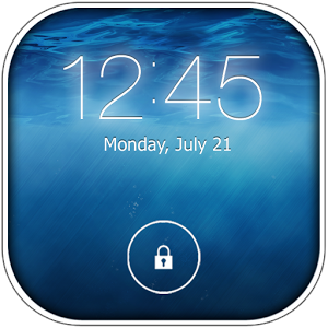 IOS 8 Lock Screen - feirox (1)