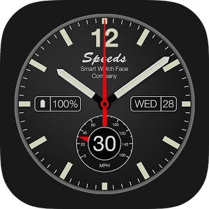 Speeds Watch Face (1)