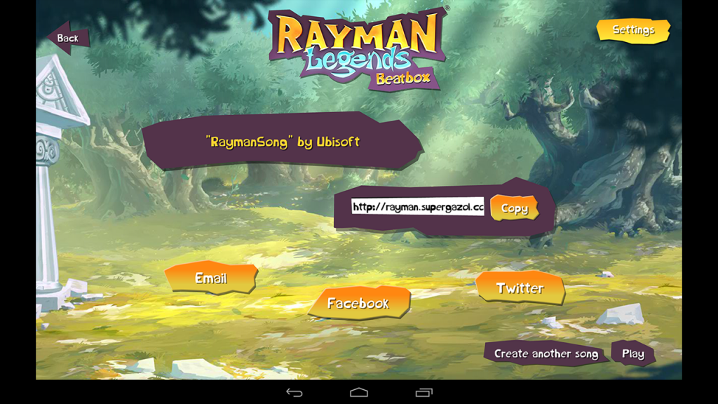 Rayman® Legends Beatbox  apk Android Free App Download | Feirox