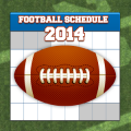 Football Schedule 2014