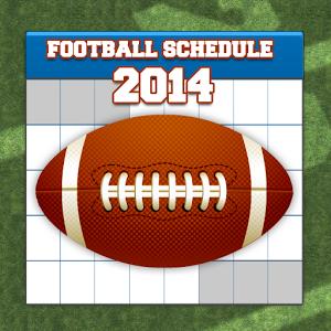 Football Schedule 2014 (1)