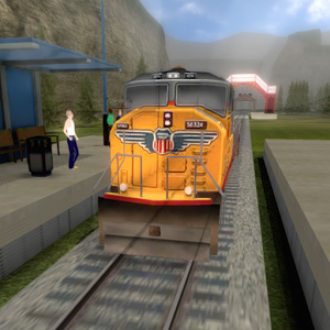 Train Driver - Simulator (1)