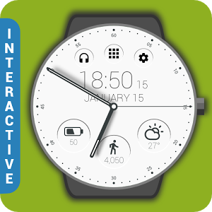 HuskyDEV Classic Watch Face (2)