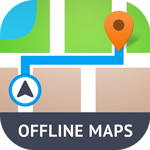 Offline Maps Android Offline maps & Navigation.apk Android Free App Download [cz.aponia
