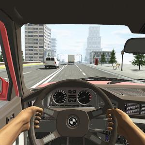 Racing in Car (3)